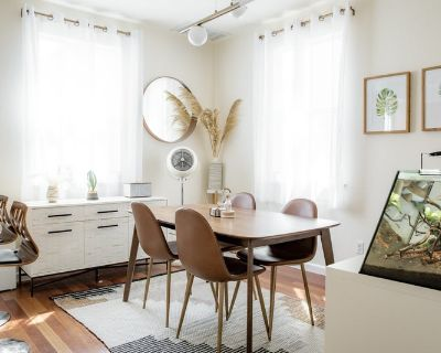 Beautiful Private Bd/Bth Room in Central San Jose