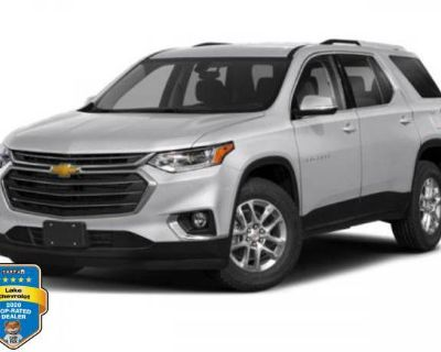 Used 2018 Chevrolet Traverse AWD 4dr