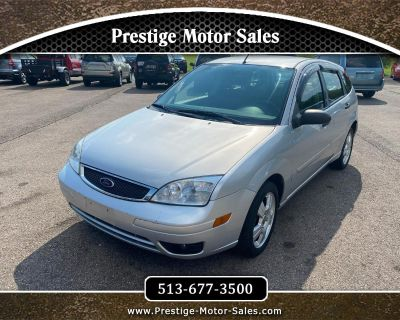 Used 2007 Ford Focus ZX5 S