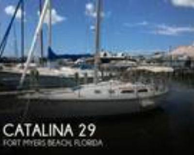 29 foot Catalina 29