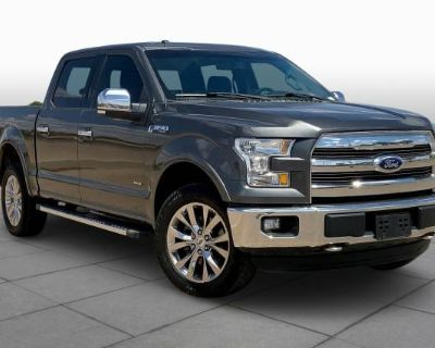 Pre-Owned 2016 Ford F-150 Lariat Four Wheel Drive Pickup Truck