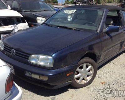 1997 Volkswagen Cabrio