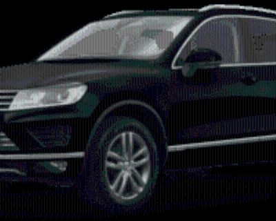 2017 Volkswagen Touareg V6 Sport with Technology