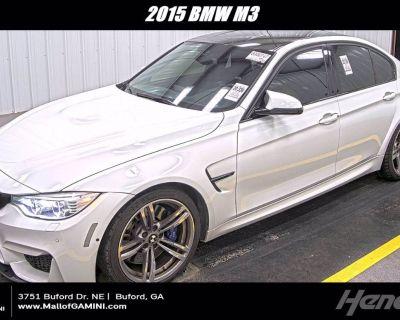 2015 BMW M3 Standard