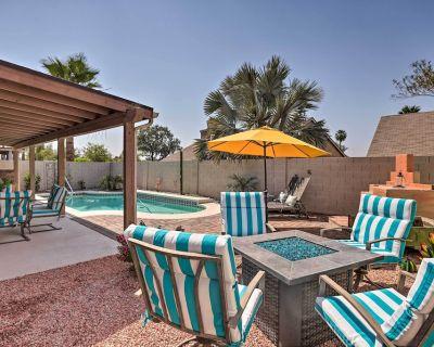 New! Sleek Adobe Escape w/ Private Pool & Patio! - Paradise Valley Village