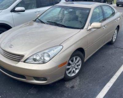 2002 Lexus ES ES 300