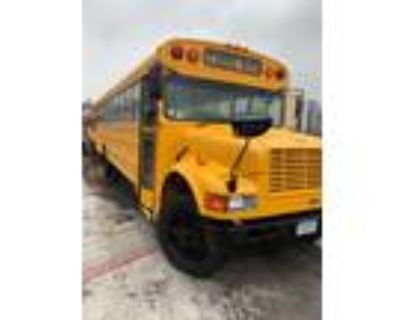 1999 International Truck School bus