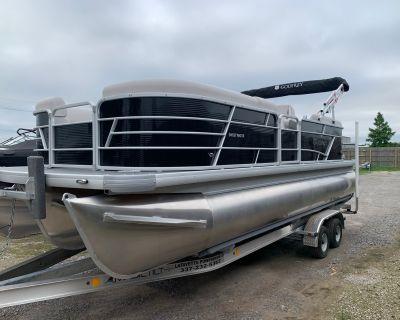 2022 Sweetwater 2286SB Pontoon Boats Lafayette, LA