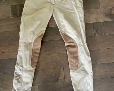 ELATION PLATINUM Riding Pants Size 26R