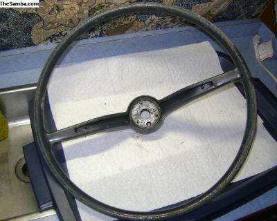 steering wheel 1960 - 1971