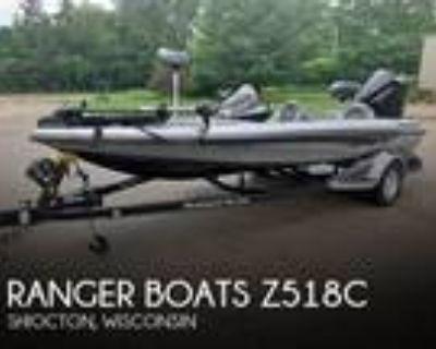 19 foot Ranger Boats Z518c