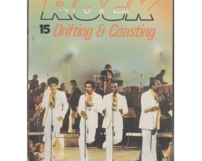 THE HISTORY OF ROCK ~ Magazine #15 Drifters *