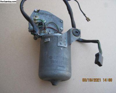 411 Wiper Motor
