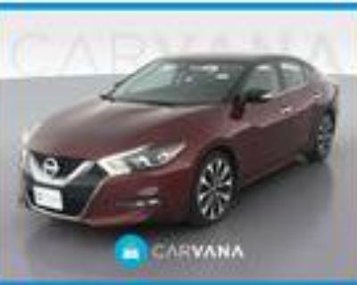 2016 Nissan Maxima Red, 40K miles
