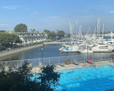 Water View Private Furnished Room Marina Del Rey