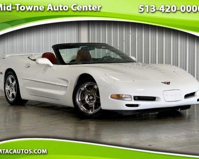 Used 1999 Chevrolet Corvette 2dr Convertible