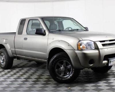 2004 Nissan Frontier XE Desert Runner