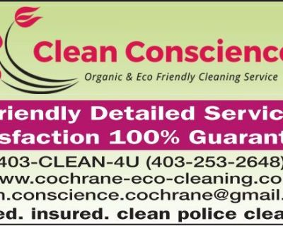 Clean Conscience Organic & E...
