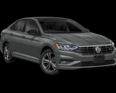 Pre-Owned 2019 Volkswagen Jetta R-Line FWD 4D Sedan