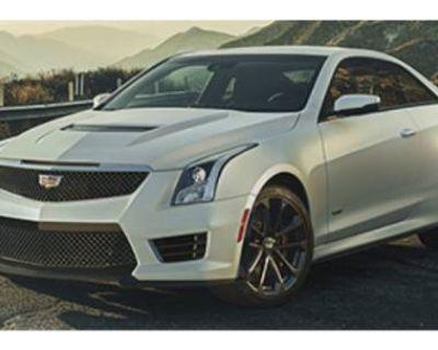 2016 Cadillac ATS-V Standard