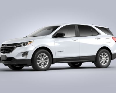 Pre-Owned 2021 Chevrolet Equinox LS Front Wheel Drive SUV