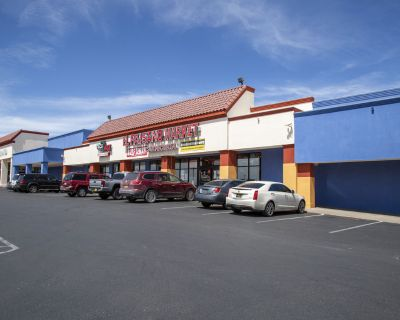 Junior Box and Shop Space Available