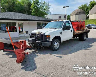 2008 Ford F350 Super Duty Regular Cab & Chassis for sale