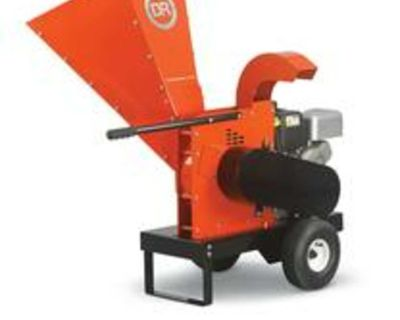 """Wood chipper 3"""" to 4"""""""