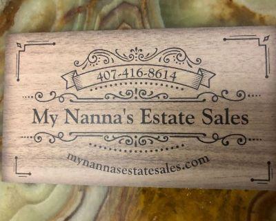 Orlando Estate Sale