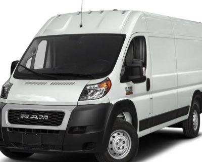 2020 Ram ProMaster Cargo Van 3500