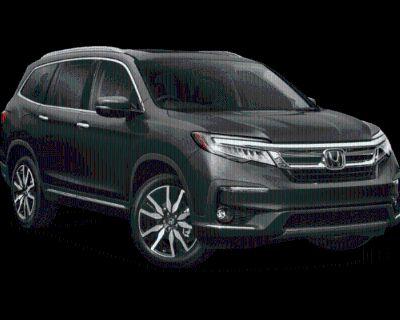 Pre-Owned 2019 Honda Pilot Elite AWD 4D Sport Utility
