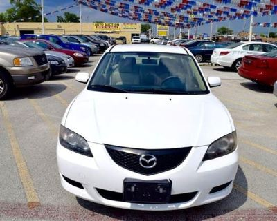 2005 Mazda MAZDA3 i 4-door