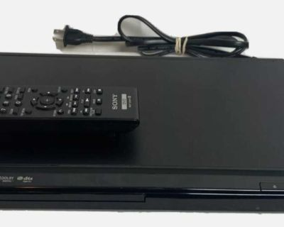 Used Sony DVD CD Player