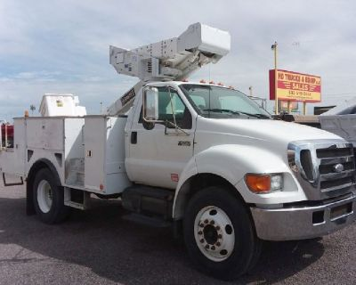 2006 Ford F650 Bucket Truck *Cummins*