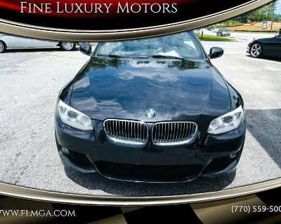 2012 BMW 3-Series 335i Convertible