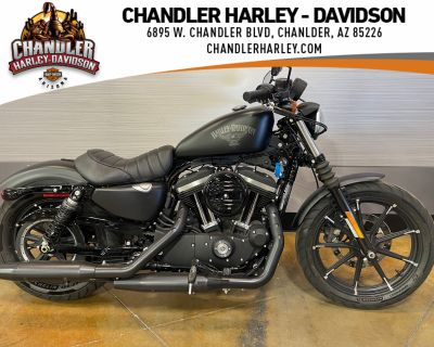 Pre-Owned 2016 Harley-Davidson Iron 883 Sportster XL883N