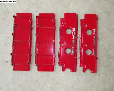 Porsche 911 Upper and lower Valve Covers