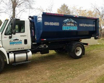 The Best Dumpster Delivery Salt Lake