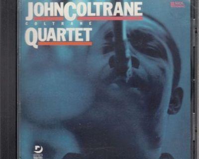 JOHN COLTRANE QUARTET ~ Excellent Jazz*CD !