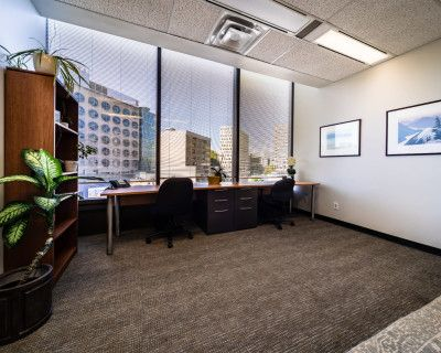 Spacious Office at W Broadway w/view, Vancouver