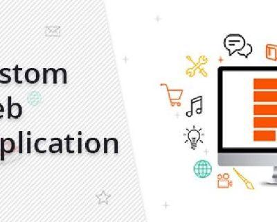 Get custom web development services for your Business Website
