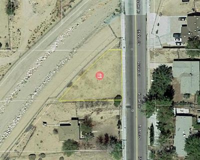 LOT READY TO BULD RODEO DR. VICTORVILLE