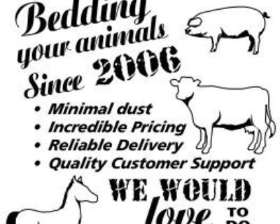 LEIS WOOD SHAVINGS Bedding...
