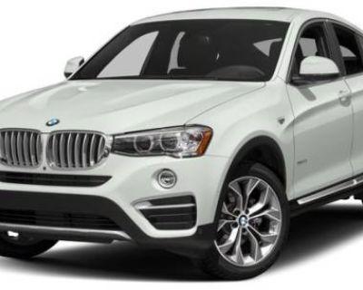 2018 BMW X4 28i