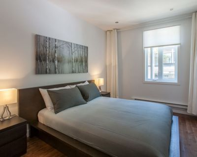 2 Storey 7 Bedroom Apartment on Saint Laurent by Lux Montreal Vacations - Plateau Mont Royal