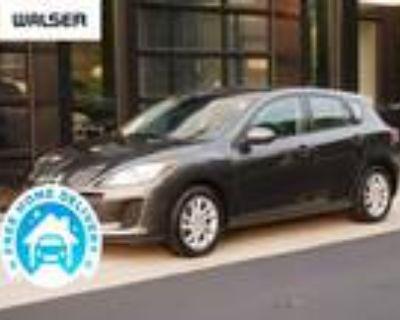 2012 Mazda MAZDA 3 Gray, 155K miles