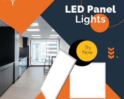 Buy Now LED Panel Lights at Low Price