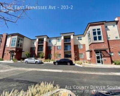 14301 E Tennessee Ave #203-2, Aurora, CO 80012 2 Bedroom Condo