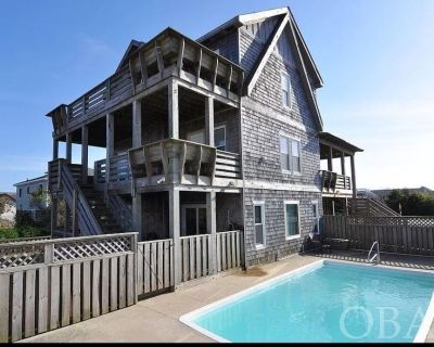 Best of Both Worlds - in Between Ocean & Sound With Pool & hot tub - Nags Head