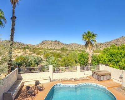 NEW LISTING Adjoining Mountain Preserve - Hiking, Mtn Biking, horse stables - Ahwatukee Foothills